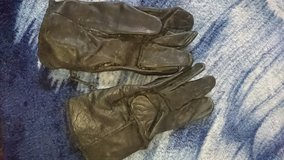 Rothco leather gloves in Okinawa, Japan