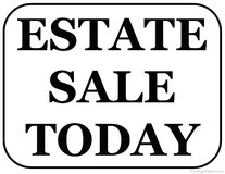 Hello we are having a estate sale all this week on base at deluz housing. Adreas is 326 Taegu Ct... in Camp Pendleton, California