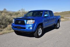 2005 Toyota Tacoma V6 4x4 TRD Sport Low Miles Rare Blue Double Cab 6ft Bed in Los Angeles, California
