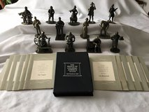 The People of Colonial America Pewter Collection in St. Charles, Illinois