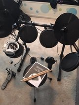 Simmons SD5K Electronic Drum Set in Plainfield, Illinois
