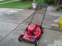 "Easy Start, 22"" Toro Lawn mower in Houston, Texas"