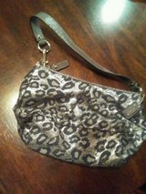 Last week for Gray Coach Purse in Aurora, Illinois