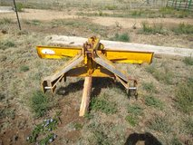 8 foot blade for 3 point hitch in Alamogordo, New Mexico