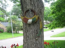 Parrot Hanging Planter in Houston, Texas