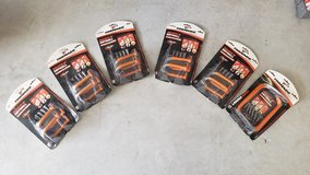 (NEW) 6 Packages (12 hangers) Of Drywall Utility Hangers in Conroe, Texas