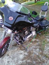 2007 harley softail in Fort Polk, Louisiana