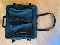 Eddie Bauer Garment Duffel Bag Hunter green in Aurora, Illinois