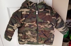 Athletic Works Camouflage Coat, 12M in Fort Campbell, Kentucky