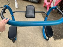 Ab roller exercise device in Houston, Texas