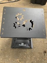 Adjustable laptop stand writing stand for table top in Kingwood, Texas