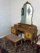 Dressing table in Houston, Texas