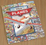 Disney PLANES Look and Find Over Sized Hard Cover Book Grade 1st - 3rd in Morris, Illinois