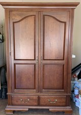 Bassett Armoire in Fort Polk, Louisiana