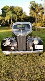 1941 PACKARD 120 BUSINESS COUPE in Spring, Texas