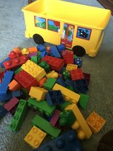 """Large Legos """"Duplo"""" with """"Duplo"""" Wagon in Fairfield, California"""