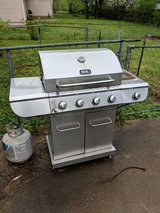 Propane Grill in Fort Campbell, Kentucky
