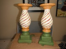 Pair of Southern Living Candle Holders in Houston, Texas