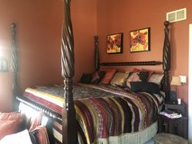 Z Gallerie Bed in Bolingbrook, Illinois