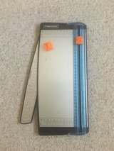 "Fiskars 12"" Paper Trimmer Cutter with 2 Blades in Chicago, Illinois"