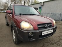 2007 HYUNDAI TUCSON 2,0 * A/C* 2 years new inspection in Ramstein, Germany