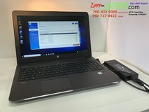 Hp zbook 15 g3 1-tb HD, 16-gb, Factory ON-SITE Warranty 5/21/20, i7 3.5-turbo in Camp Pendleton, California
