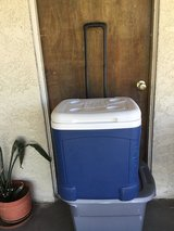 Ice chest in 29 Palms, California