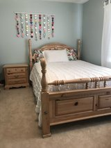 Bedroom Set: Bed + Nightstand + Dresser in Kingwood, Texas