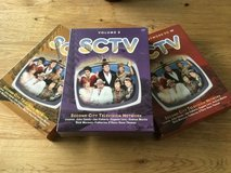 SCTV Seasons 1, 2, and 3 in Wiesbaden, GE