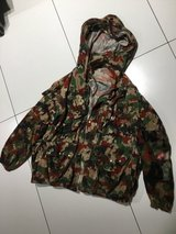 Swiss Army Field Jacket (Large to Extra Large) in Wiesbaden, GE