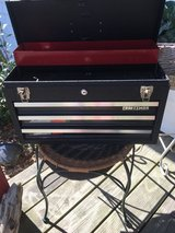 "20"" 3 draws craftsmen toolbox great shape in Conroe, Texas"