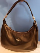 Authentic Coach leather purse in Fairfield, California