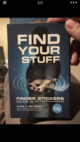 Find your stuff - finder stickers in Bartlett, Illinois