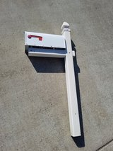 Mailbox w/ Post & Mounting Bracket in Fort Campbell, Kentucky
