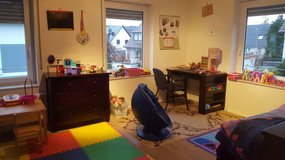 Family home with garden 15 min to base for 2-3 years available in Stuttgart, GE