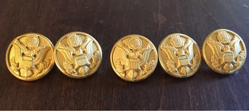 5 Large Antique Buttons in Bolingbrook, Illinois