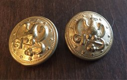 2 Antique Buttons in Bolingbrook, Illinois
