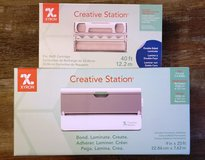 "NEW! Xyron 9"" Creative Station with addtional refill in Joliet, Illinois"