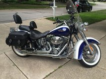 2006 Harley Softtail Deluxe in Lockport, Illinois