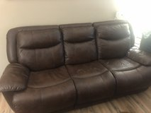 Reclining couch&loveseat in Fort Polk, Louisiana