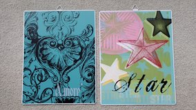 Metal signs/decor/pictures in Orland Park, Illinois