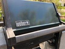 Weber Genesis Grill. uses Propane in Chicago, Illinois