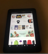 Kindle fire HD 8.9 in Conroe, Texas