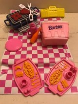 Barbie Picnic Set in Chicago, Illinois