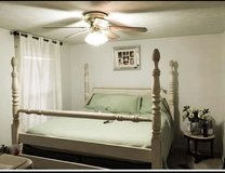 King size bedroom set make me an offer ** in Fort Campbell, Kentucky