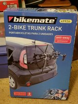 2-bike trunk rack, never opened in Macon, Georgia