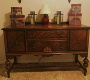 Antique Side board in Cleveland, Texas