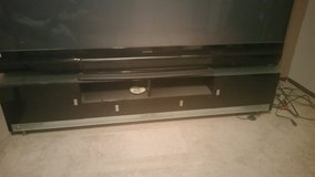 "TV STAND ENTERTAINMENT CENTER HOLDS 93"" in Kingwood, Texas"