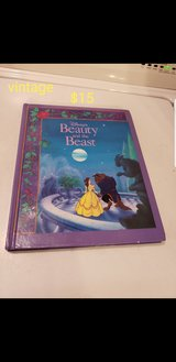 Vintage beauty and the beast story book in Fairfield, California