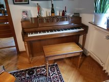 Wurlitzer piano model 2116 in Stuttgart, GE